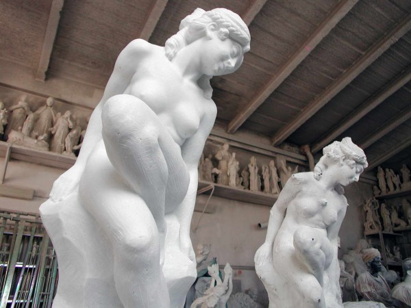 Marble Sculpture Workshop F.lli Galeotti Pietrasanta - 2