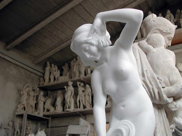 Marble Sculpture Workshop F.lli Galeotti Pietrasanta - 4