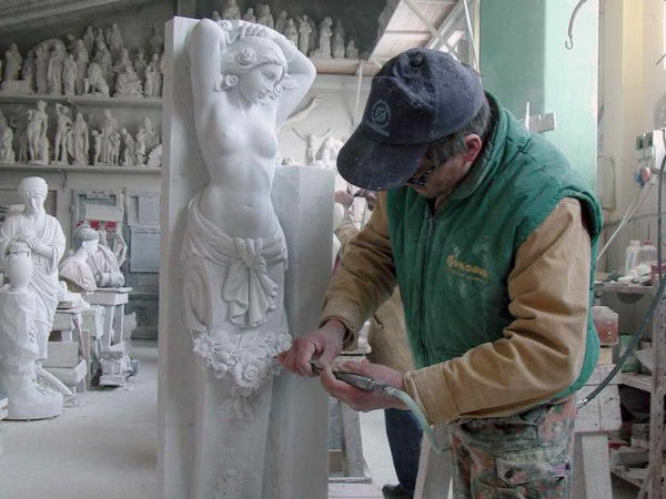 Marble Sculpture Workshop F.lli Galeotti Pietrasanta - 20