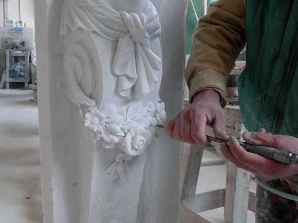 Marble Sculpture Workshop F.lli Galeotti Pietrasanta - 21