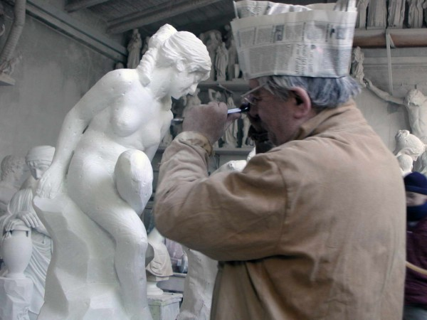 Marble Sculpture Workshop F.lli Galeotti Pietrasanta - 22
