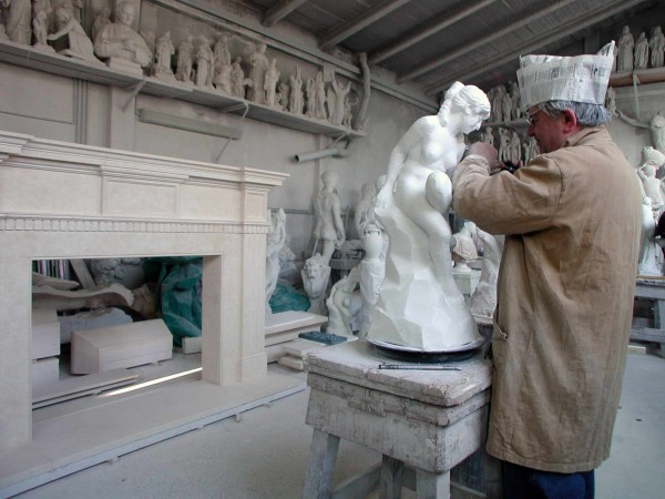 Marble Sculpture Workshop F.lli Galeotti Pietrasanta - 23