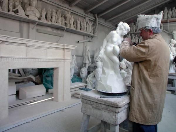 Laboratorio Scultura Galeotti Pietrasanta - 23