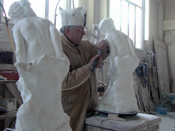 Marble Sculpture Workshop F.lli Galeotti Pietrasanta - 24