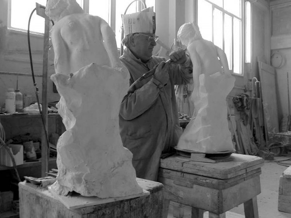 Marble Sculpture Workshop F.lli Galeotti Pietrasanta - 25
