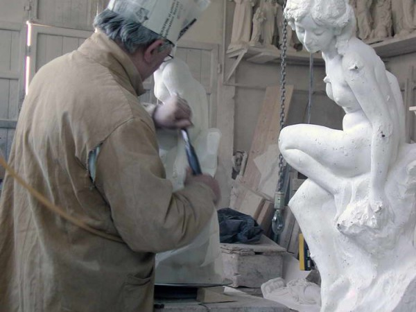 Marble Sculpture Workshop F.lli Galeotti Pietrasanta - 26
