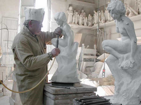 Marble Sculpture Workshop F.lli Galeotti Pietrasanta - 27