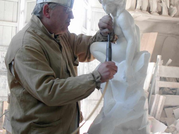 Marble Sculpture Workshop F.lli Galeotti Pietrasanta - 28