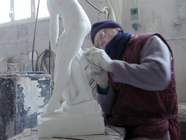 Marble Sculpture Workshop F.lli Galeotti Pietrasanta - 33