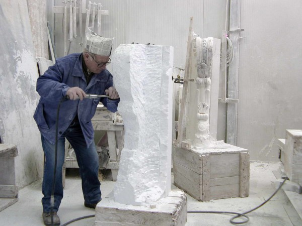 Marble Sculpture Workshop F.lli Galeotti Pietrasanta - 35