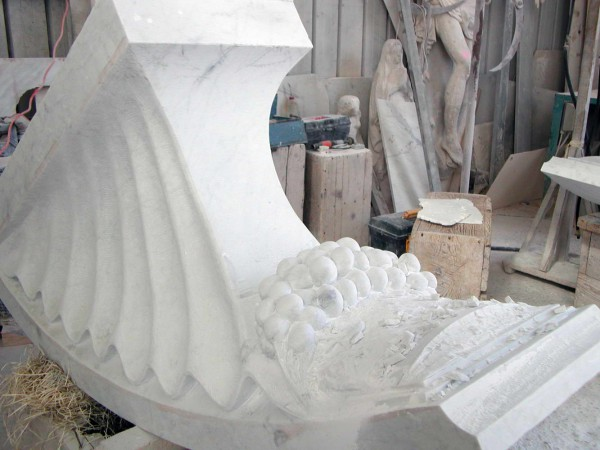 Marble Sculpture Workshop F.lli Galeotti Pietrasanta - 45