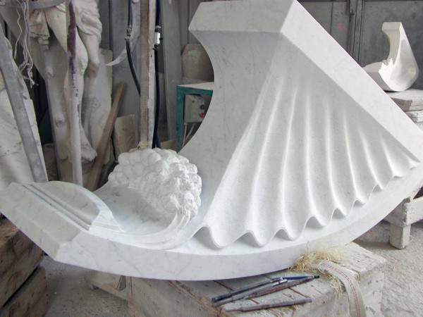 Marble Sculpture Workshop F.lli Galeotti Pietrasanta - 46