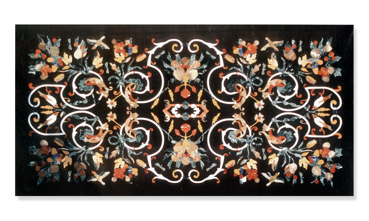 Marble Decorations - Inlay - Belgium