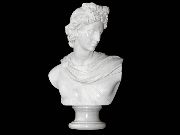 Marble Busts - 3