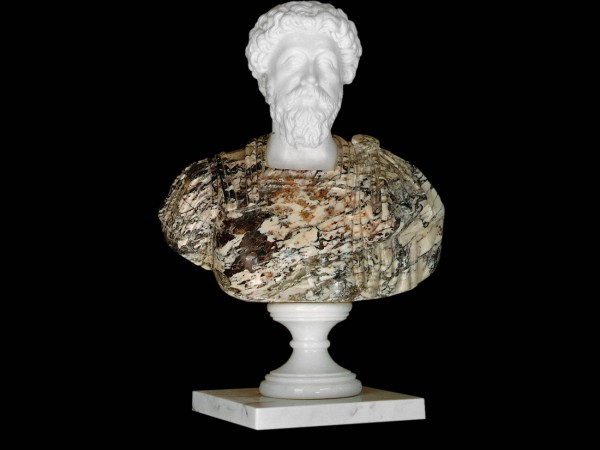 Marble Busts - 10