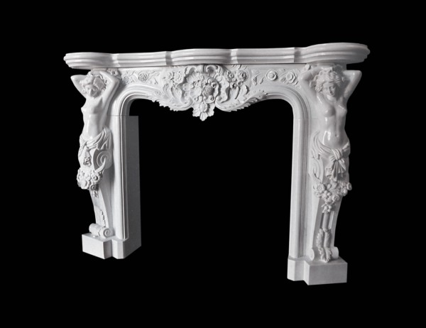 Marble Artistic Fireplaces - 1