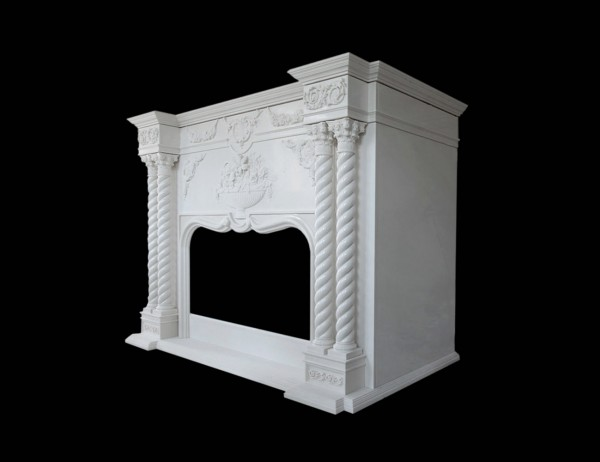Marble Artistic Fireplaces - 3