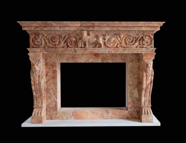 Marble Artistic Fireplaces - 6