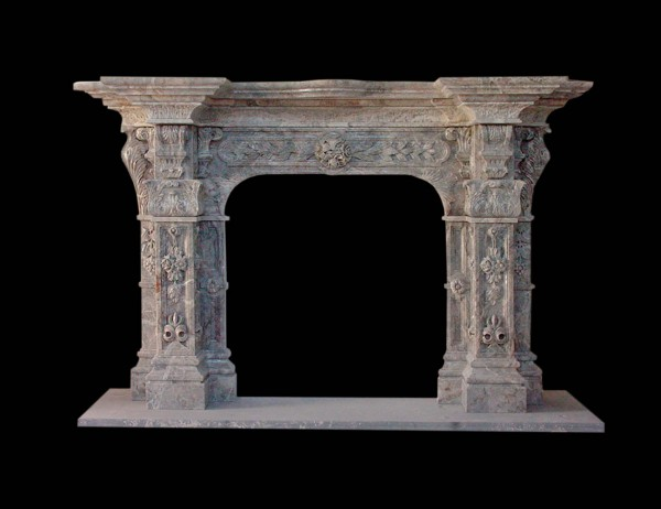 Marble Artistic Fireplaces - 9