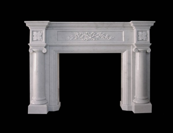 Marble Artistic Fireplaces - 12