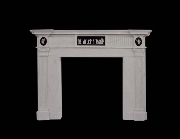 Marble Artistic Fireplaces - 15