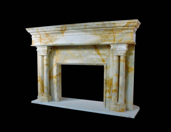 Marble Artistic Fireplaces - 21