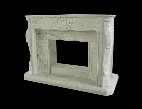 Marble Artistic Fireplaces - 22
