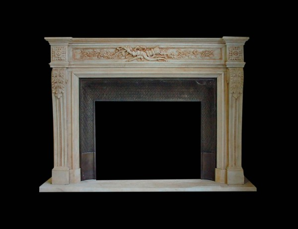 Marble Artistic Fireplaces - 24
