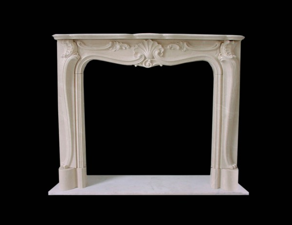Marble Artistic Fireplaces - 25