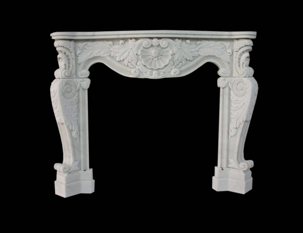 Marble Artistic Fireplaces - 26