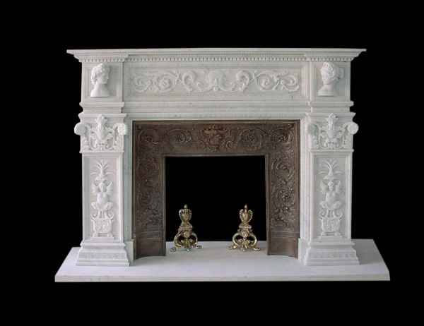 Marble Artistic Fireplaces - 28
