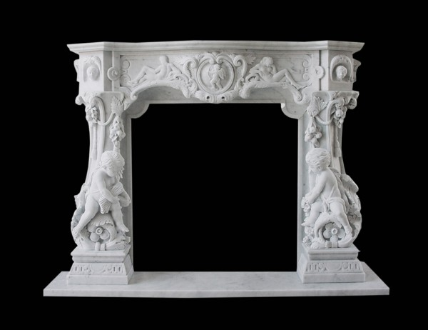 Marble Artistic Fireplaces - 29