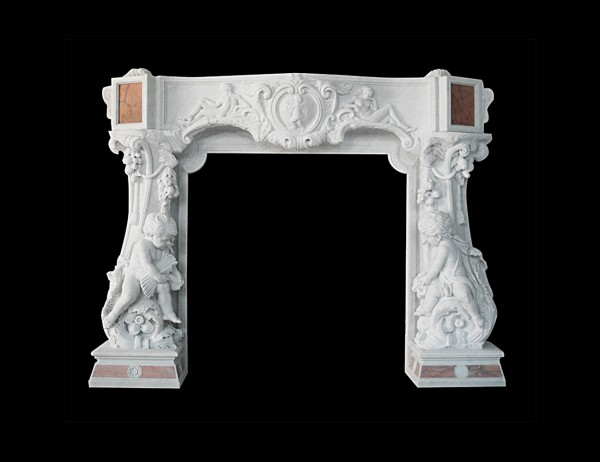 Marble Artistic Fireplaces - 30