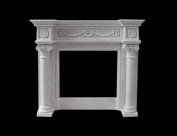 Marble Artistic Fireplaces - 33