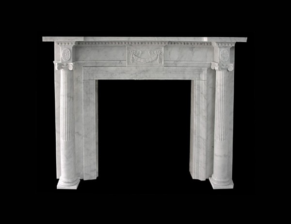 Marble Artistic Fireplaces - 34