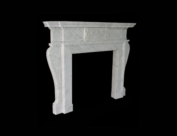 Marble Artistic Fireplaces - 35