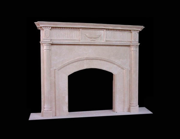 Marble Artistic Fireplaces - 36
