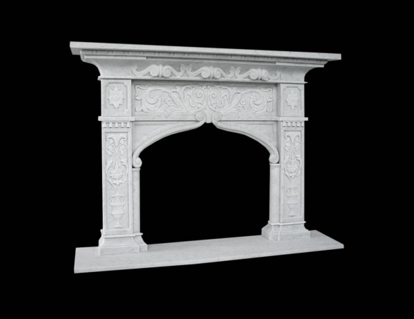 Marble Artistic Fireplaces - 44