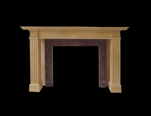 Marble Artistic Fireplaces - 46
