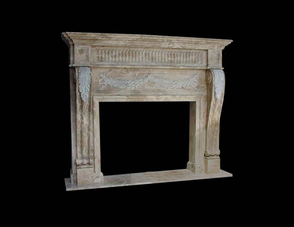 Marble Artistic Fireplaces - 48