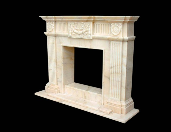 Marble Artistic Fireplaces - 50