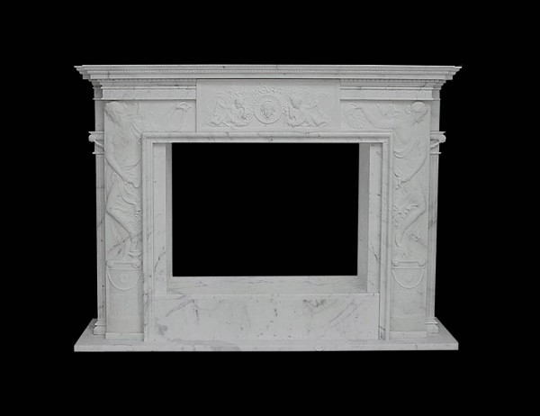 Marble Artistic Fireplaces - 53