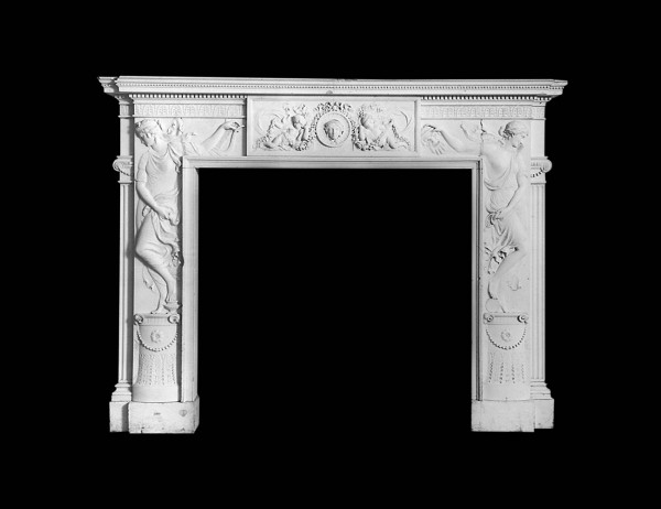Marble Artistic Fireplaces - 56