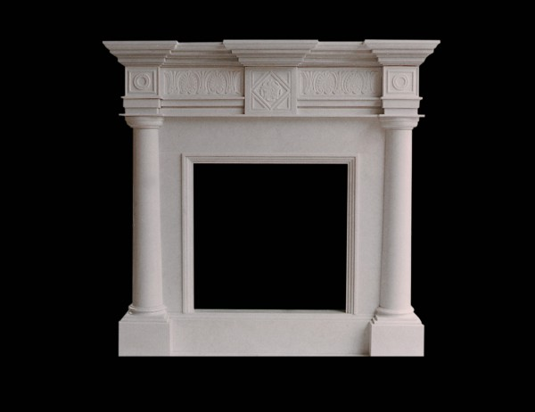 Marble Artistic Fireplaces - 57