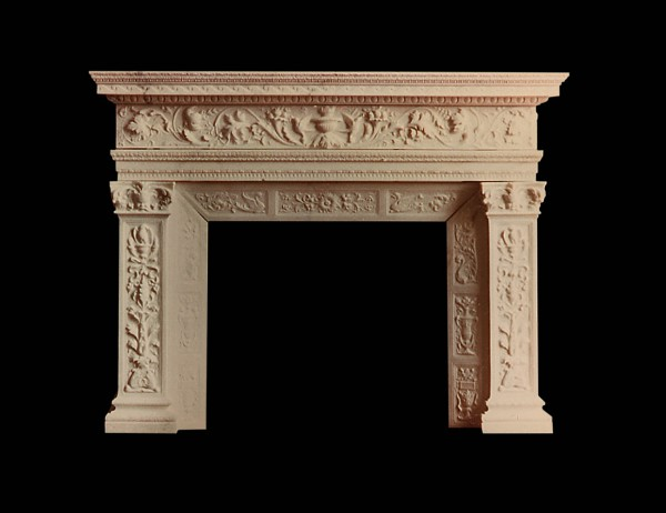 Marble Artistic Fireplaces - 62