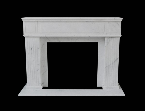 Marble Artistic Fireplaces - 67