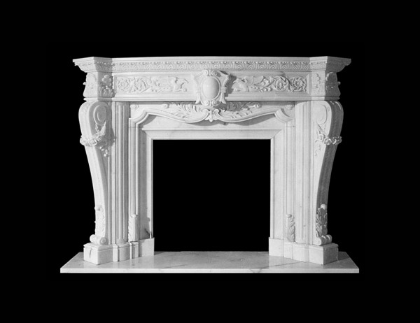 Marble Artistic Fireplaces - 73