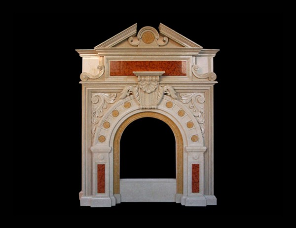 Marble Artistic Fireplaces - 75