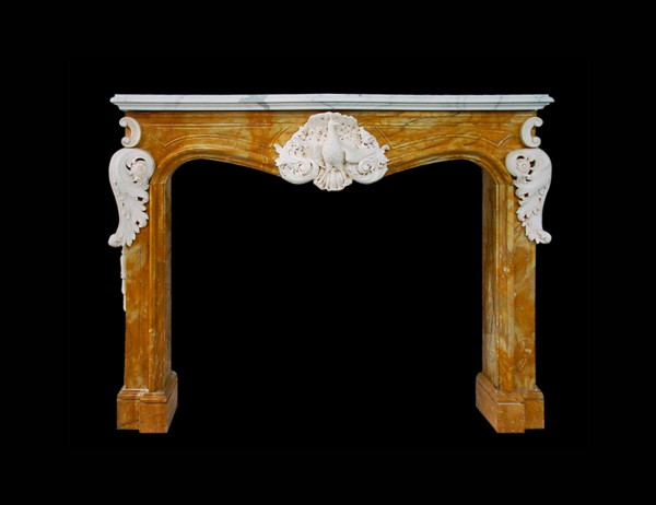 Marble Artistic Fireplaces - 78