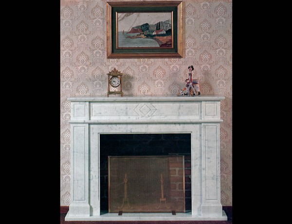 Marble Artistic Fireplaces - 2